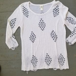 Tribal Daytrip light weight sweater